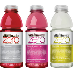 Question: Is it safe to drink Vitamin Water Zero if I want to lose weight?